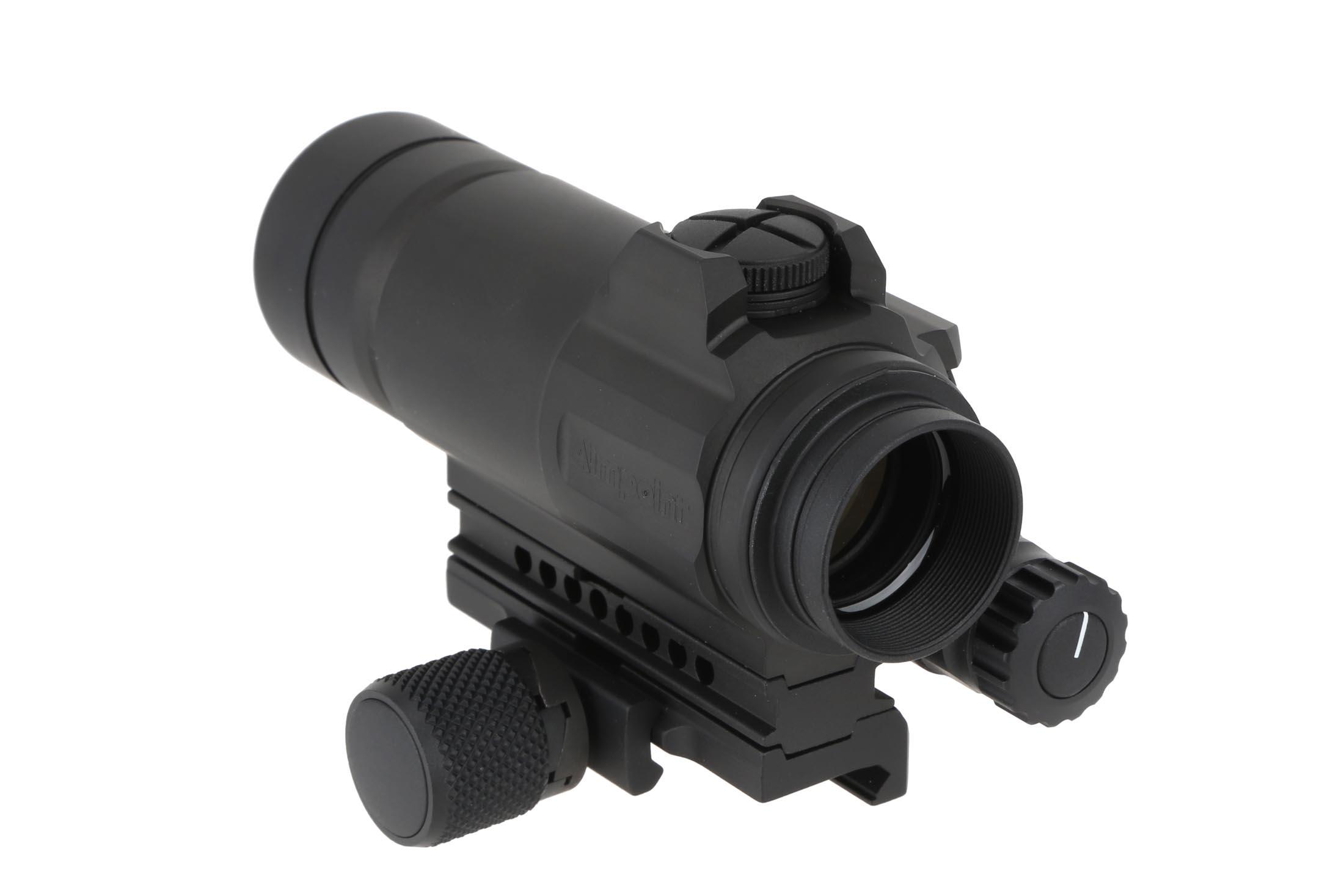Aimpoint CompM4s with QRP2 Mount and Standard Spacer