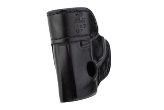 DeSantis Inside Heat IWB Holster for S&W Bodyguard 380 features leather material