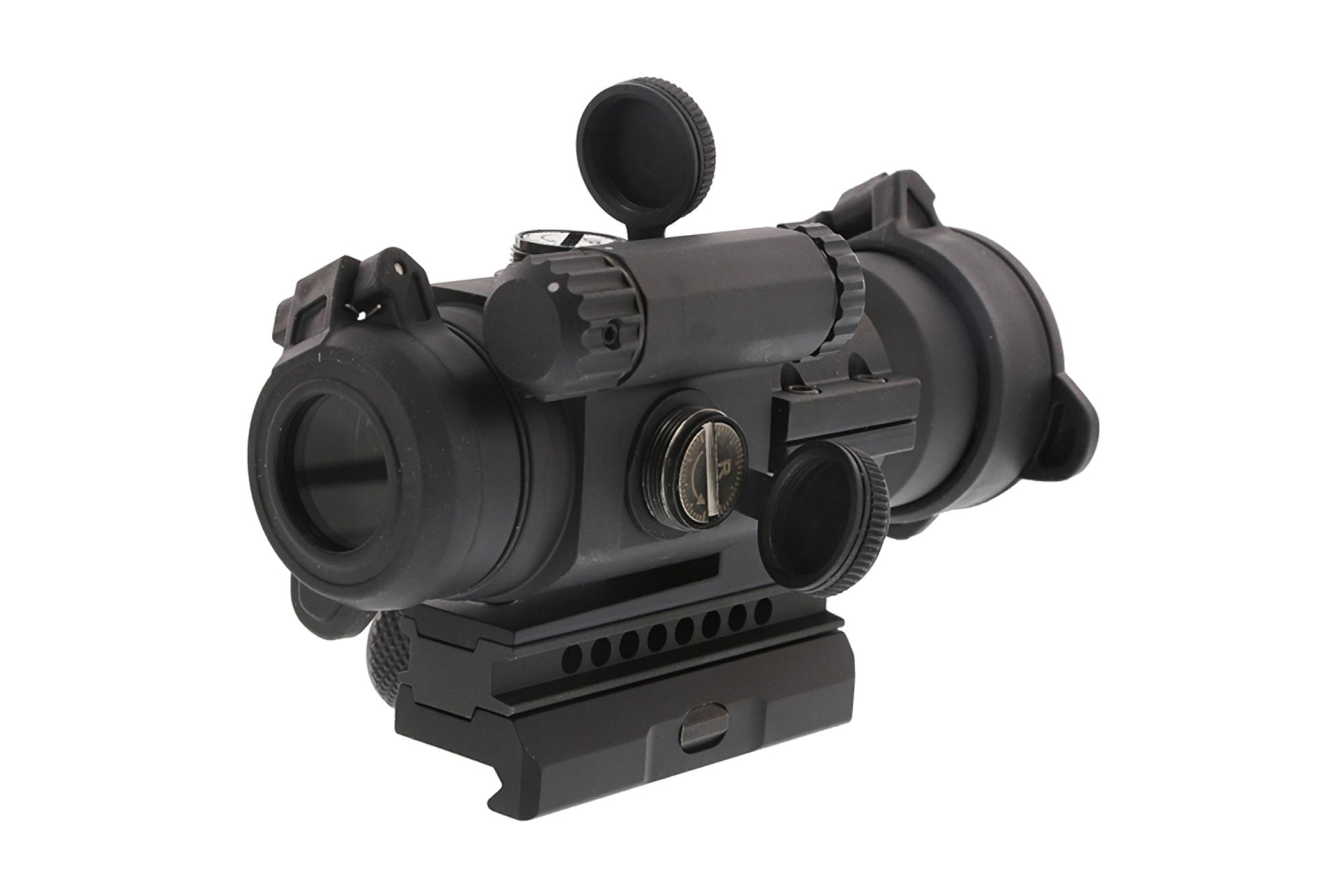 aimpoint pro patrol rifle optic with mount 12841