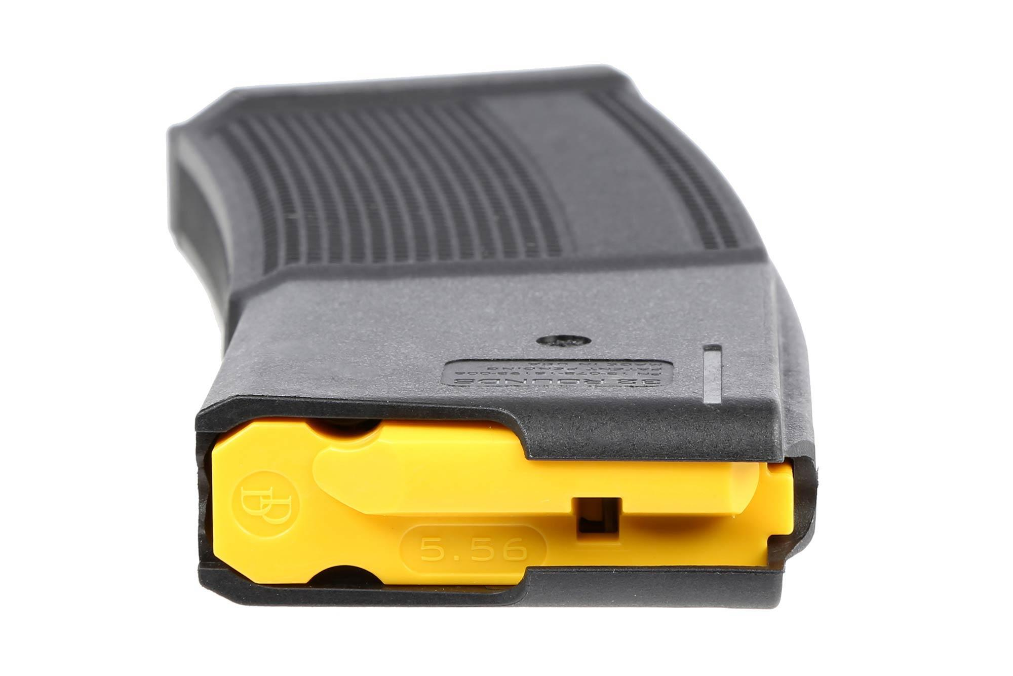 The Daniel Defense polymer magazine 5.56 NATO is extremely lightweight and durable