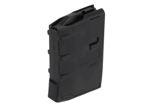 The Hera Arms H1 5.56 magazine is made from a durable black polymer and holds 10 rounds
