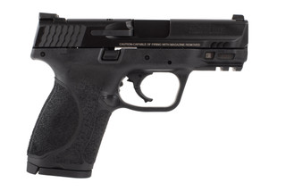 Smith wesson M&P9 M2.0 compact 9mm pistol features a 3.6 inch barrel