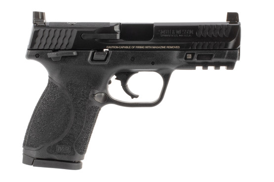 Smith and wesson M&P 9 2.0 9mm compact pistol features and ambi thumb safety