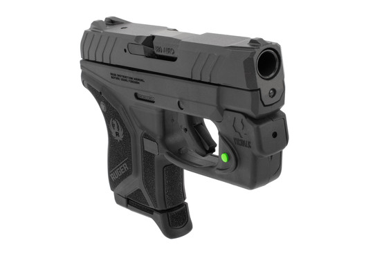 Ruger LCP 2 380 pistol features a sub compact frame