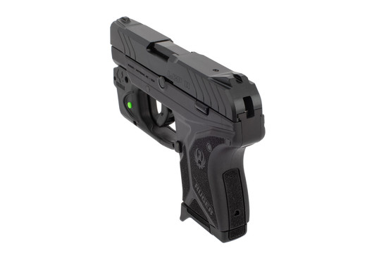 Ruger LCP II sub compact pistol features a 6 round magazine