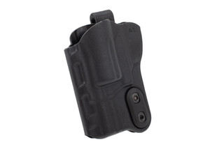 DeSantis Slim-Tuk IWB Holster for S&W J Frame is made from Kydex material