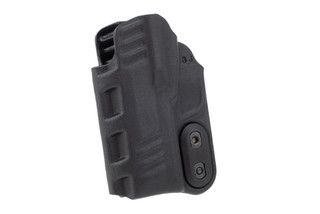 DeSantis Slim-Tuk IWB Holster for Sig P365 features Kydex material