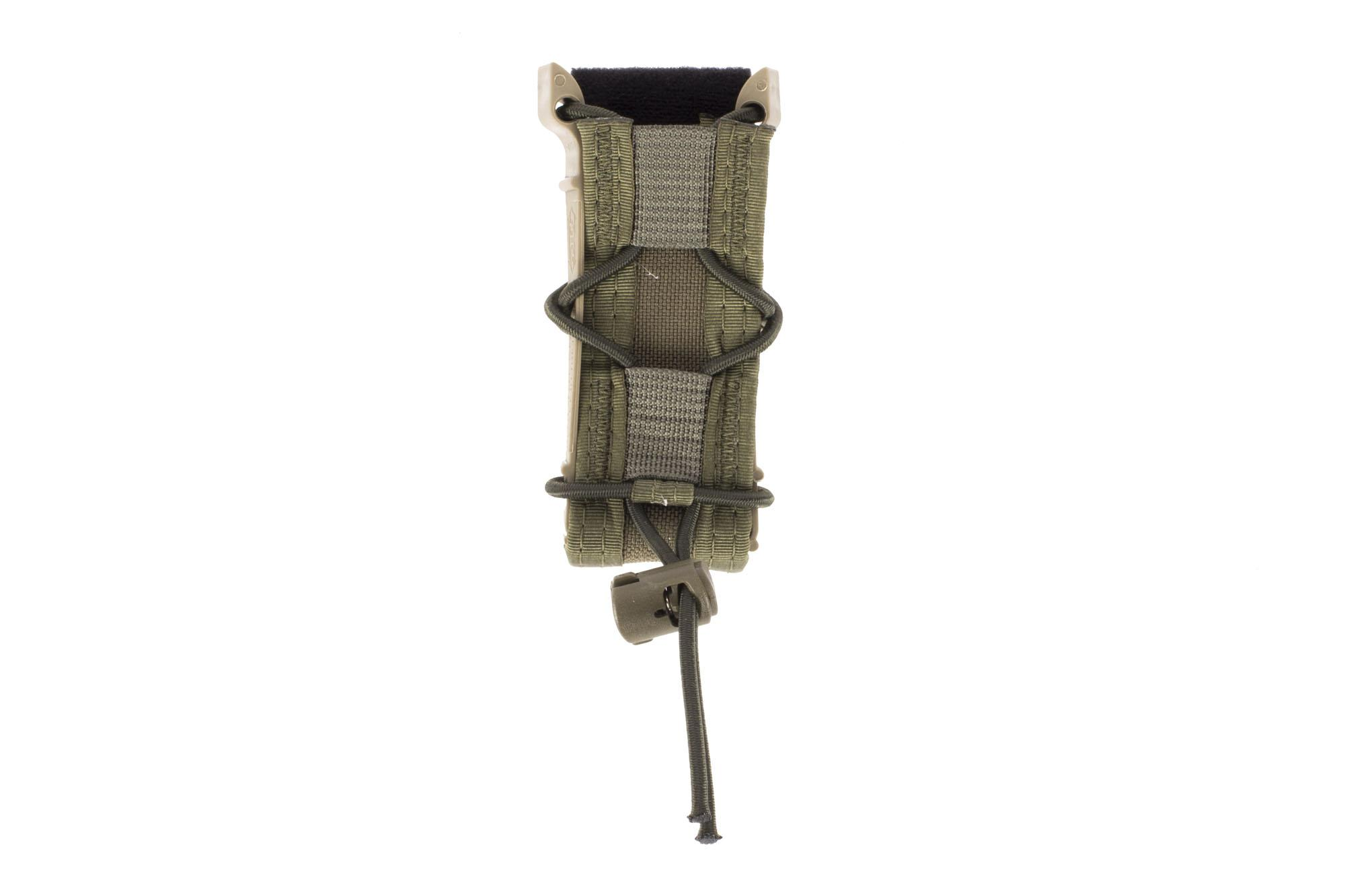 High Speed Gear Pistol TACO Magazine Pouch Belt Mount - Olive Drab Green