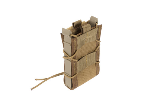 High Speed Gear Rifle TACO Magazine Pouch Belt Mount Coyote Tan