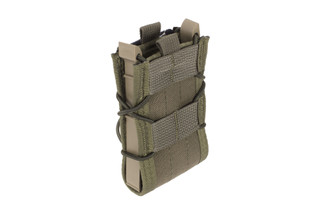 High Speed Gear Rifle TACO Magazine Pouch Belt Mount Olive Drab Green