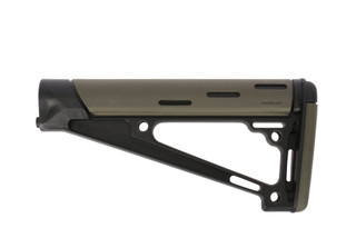 Hogue Grips AR 15 Overmolded A2 Rifle Stock Olive Drab 15241