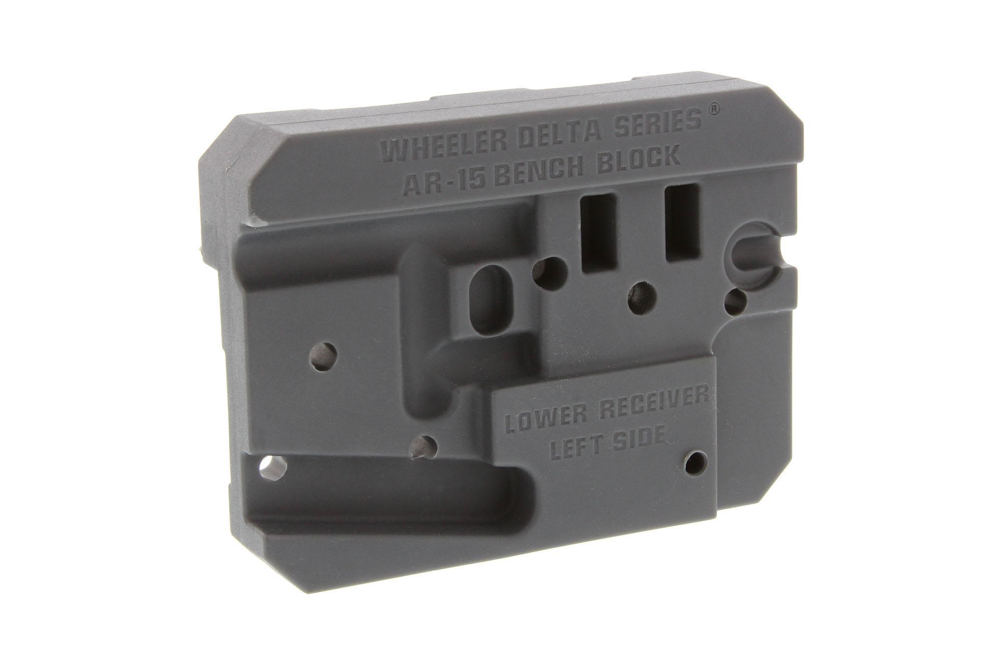 Wheeler Ar Armorer S Bench Block 156945