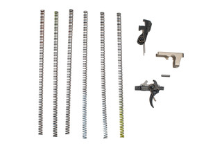 Geissele Automatics Super MPX SSA Trigger comes with multiple springs