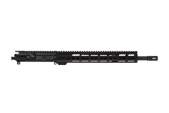 Sionics Weapon Systems Patrol III barreled upper receiver is chambered in 5.56 NATO