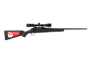 Ruger American Rifle 308 bolt action rifle features a 22 inch barrel