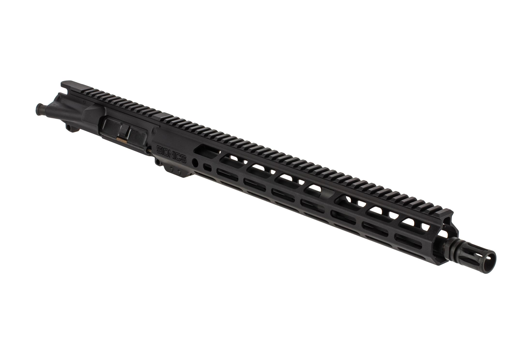 Sionics Patrol III Lightweight AR15 barreled upper receiver group features a 16 inch barrel