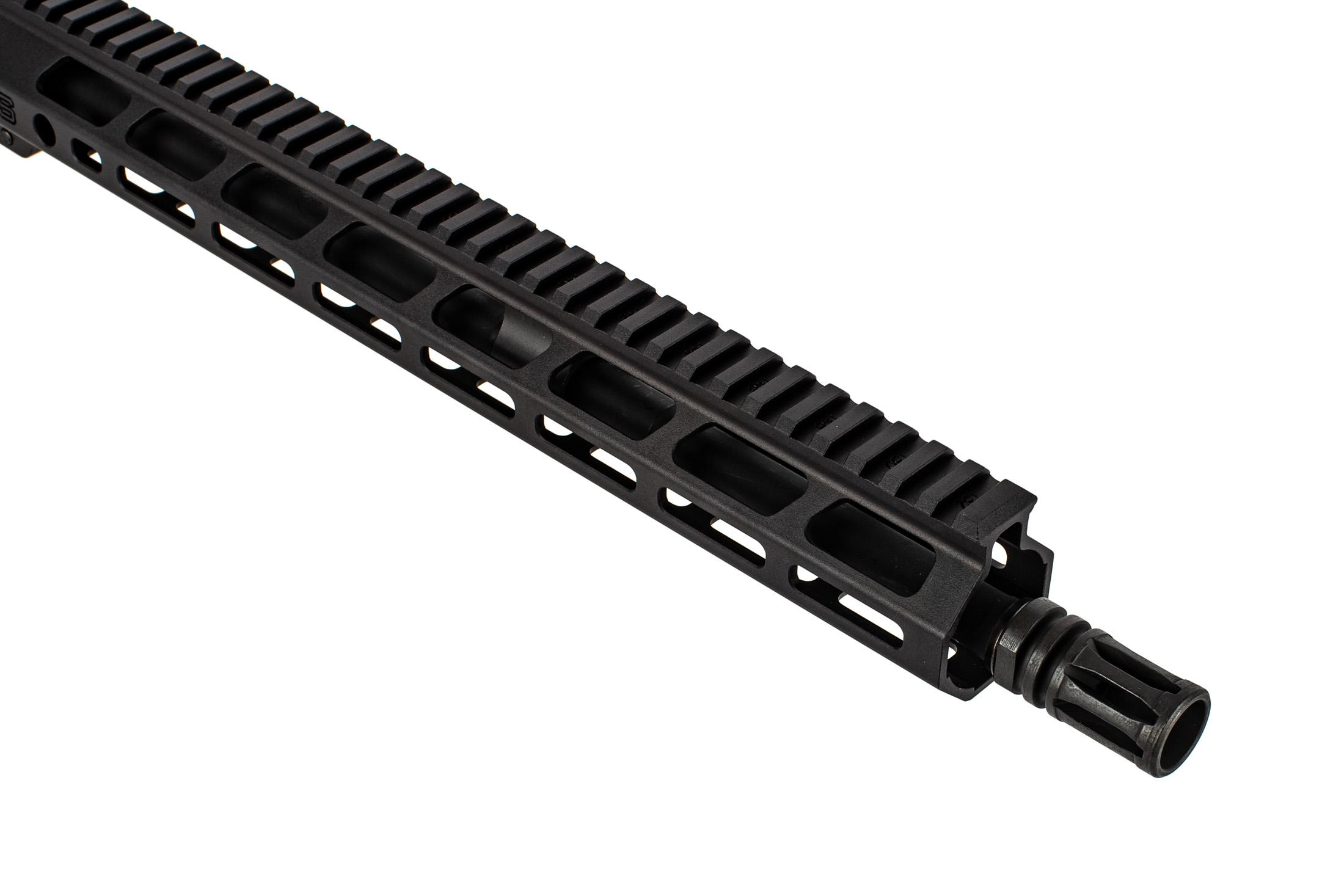 Sionics Patrol 3 lightweight ar15 barreled upper receiver is chambered in 5.56 nato