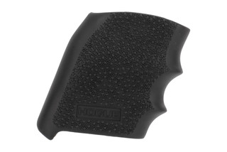 Hogue HandAll Hybrid Grip Sleeve for Springfield XD handguns features a black rubber construction
