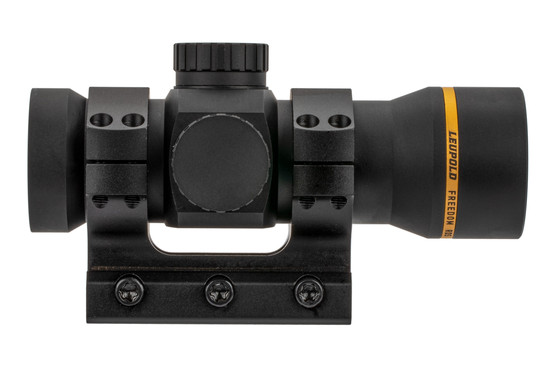 The Leupold Freedom Red Dot Sight comes with the 34mm AR mount