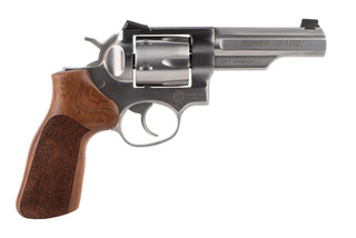 Ruger GP100 Match Champion revolver 357 magnum features a 4.2 inch barrel