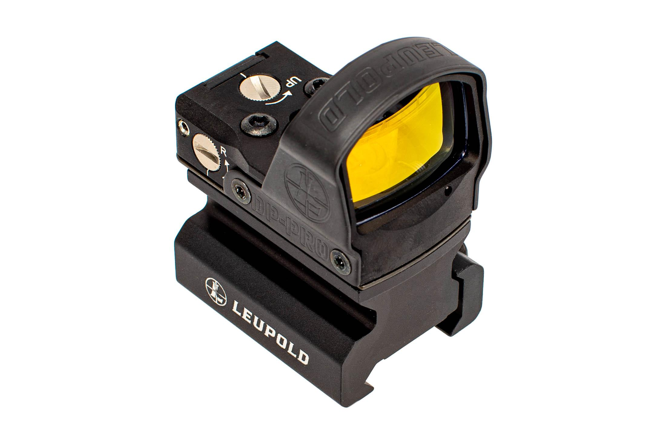 Leupold DeltaPoint PRO Reflex sight with 2.5 MOA reticle and AR-height mount