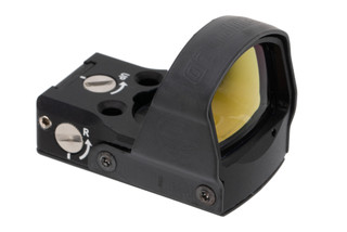 Leupold DeltaPoint Pro Night Vision red dot sight features a matte black finish