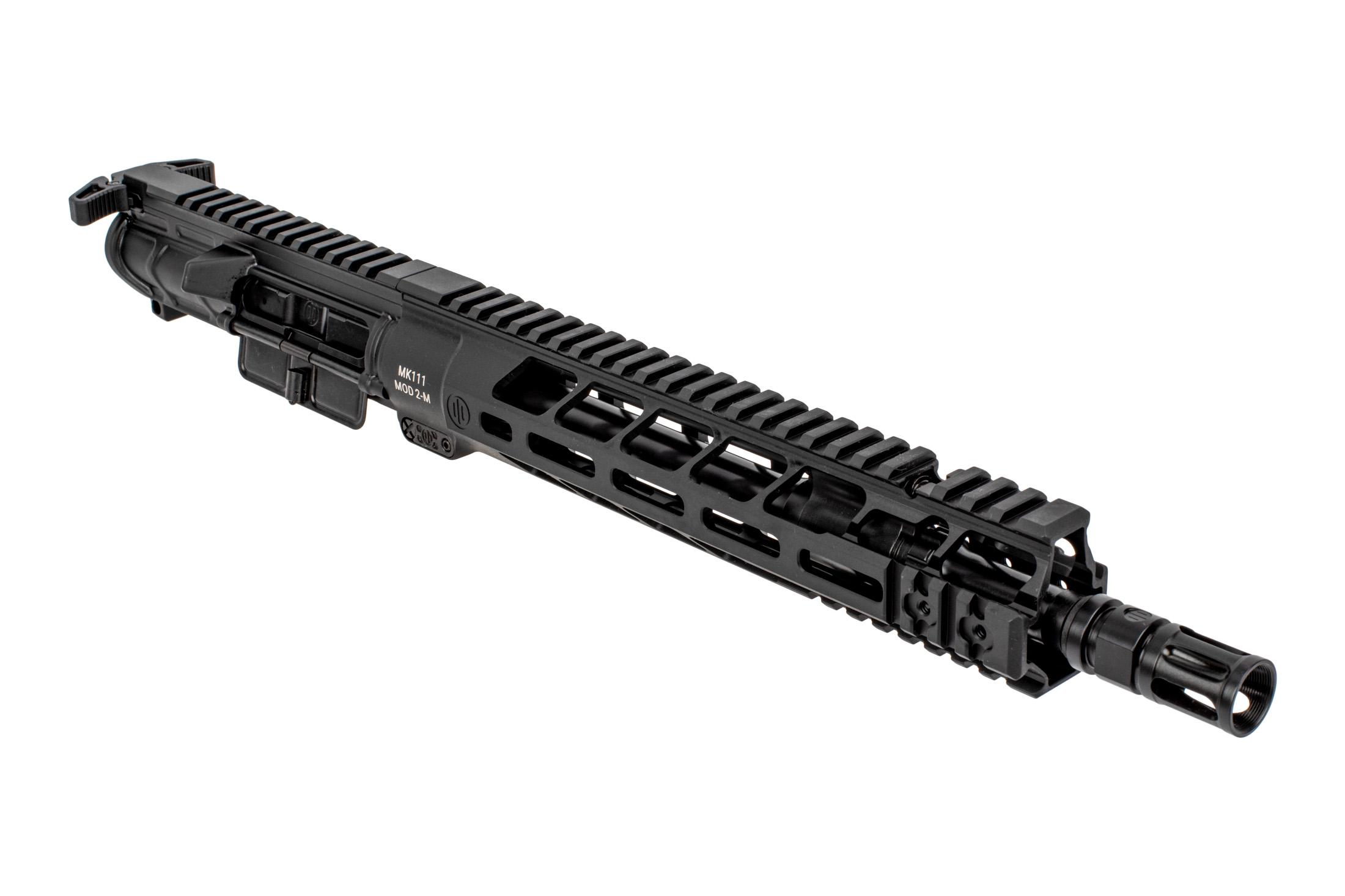PWS MK111 MOD 2-M Complete AR15 upper receiver is chambered in .223 wylde