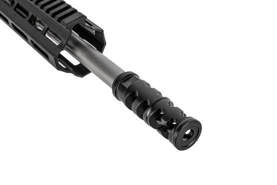 Primary Weapon Systems 6.5 Creedmoor complete AR10 upper receiver features the PRC30 muzzle brake