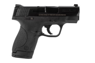 M&P shield with thumb safety in .40