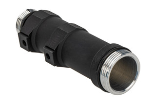 Modlite Systems compact 18650 flashlight body is high strength 7075-T6 aluminum and compatible with scoutlight mounts