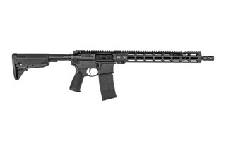 Primary Weapon Systems MK116 Pro Rifle features an adjustable long stroke gas piston system