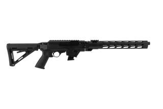 PC Carbine 9mm from Ruger has a 16-inch barrel