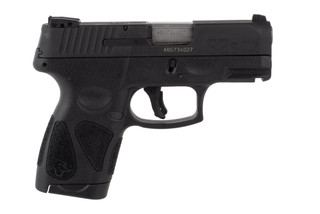 Taurus G2s 40 S&W sub compact pistol features a 6 round capacity