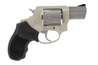 856 Ultra Lite 38 Special Revolver from Taurus has a 2-inch barrel