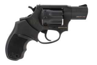 Taurus 942 22 magnum revolver features a 2 inch barrel