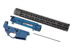 FN America FN15 Competition Builders Kit comes with a lower, upper, and handguard