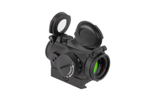 Aimpoint Micro T-2 Red Dot Sight with standard mount is a compact and exceptionally durable micro red dot with low mount.