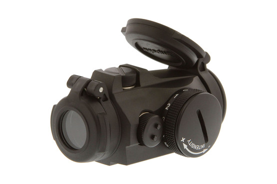 Aimpoint 2 MOA microdot sight T-2 takes the great features of the original T1 and hardens them further