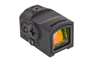 Aimpoint Acro P1 micro red dot sight features a fully enclosed aluminum casing