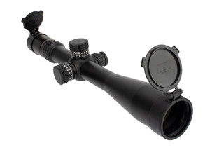 Burris Optics XTR II 8-40x50mm Riflescope with F Class MOA Reticle features a rotary dial for illumination control