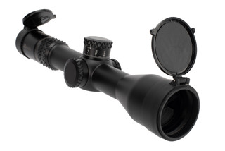 Burris Optics XTR III 3.3-18x50mm Riflescope with SCR 2 MIL Reticle features zero click stop knobs