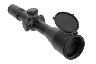 Burris Optics XTR III 5.5-30x Scope with SCR MOA reticle has premium glass, a smaller eyepiece signature and larger eye box
