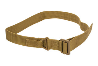Red Rock Outdoor Gear Rigger Belt Coyote is made from 1.75 inch Nylon webbing