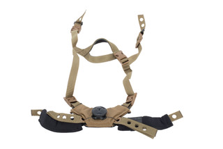 Team Wendy Cam Fit Retention system XL in coyote brown