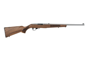 "Ruger 10/22 with 20"" barrel."
