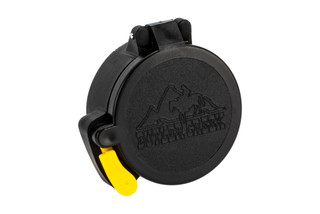the Butler Creek Multiflex Lens Cover is designed for the size 16-17 Eye piece