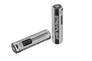 Streamlight 18650 Battery Micro USB Charging 2-Pack