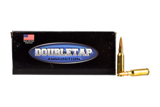 DoubleTap 224 Valkyrie Ammo features a 90 grain hollow point boat tail bullet