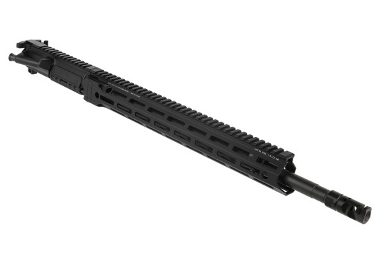 The Daniel Defense DDM4v7 Pro Complete upper receiver group features the MFR XS M-LOK handguard