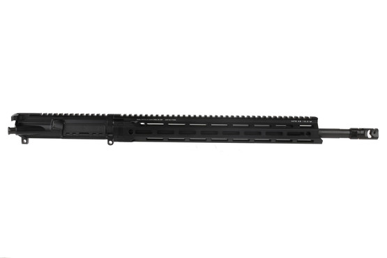 The Daniel Defense DDM4 v7 Pro complete AR15 upper receiver has an 18 inch barrel chambered in 5.56